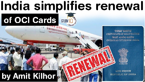 New rules for Overseas Citizenship of India cardholders notified by GoI – Indian Diaspora