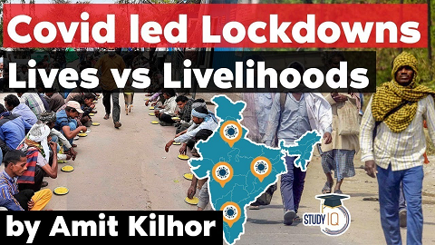 Impact of lockdown on lives and livelihoods of informal sector workers