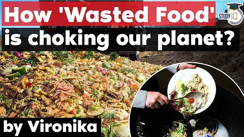 How Global Food Waste is choking our Planet?