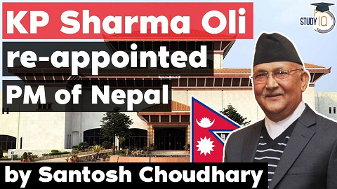 KP Sharma Oli reappointed as Prime Minister of Nepal – Opposition parties failed to muster majority