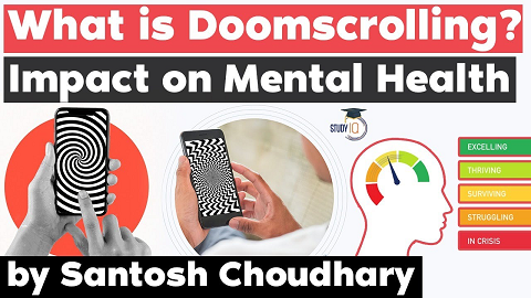 What is Doomsday Scrolling? Impact of Doomsday Surfing on Mental health and wellness?