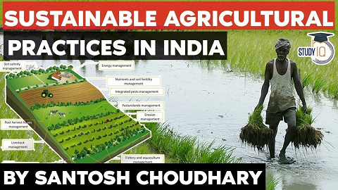 Sustainable Agriculture Practices and Farming Methods in India