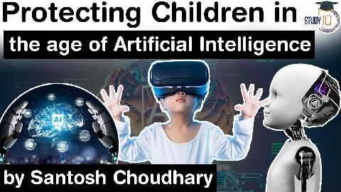 Protecting Children in the age of Artificial Intelligence